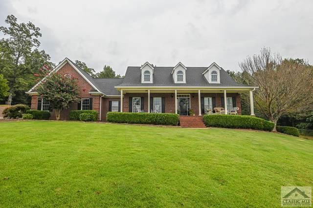 1330 Brush Creek Road, Colbert, GA 30628 (MLS #983715) :: Signature Real Estate of Athens