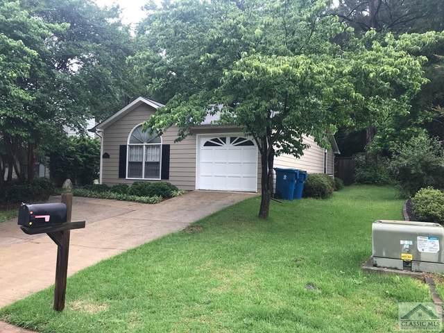 107 Lauren Lane, Athens, GA 30605 (MLS #983723) :: Team Cozart
