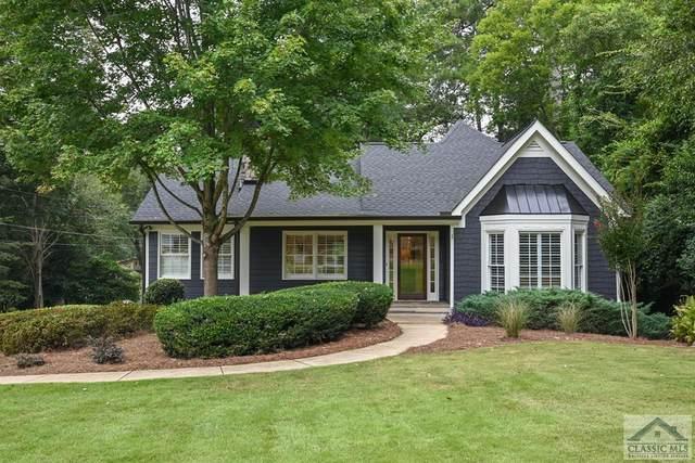 296 Stanton Way, Athens, GA 30606 (MLS #983763) :: Athens Georgia Homes