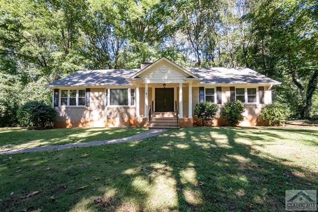 186 Spruce Valley Road, Athens, GA 30605 (MLS #983785) :: EXIT Realty Lake Country