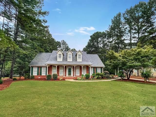1110 Keeneland Drive, Bogart, GA 30622 (MLS #983786) :: Athens Georgia Homes
