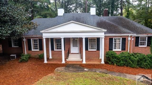 530 Riverview Road, Athens, GA 30606 (MLS #983787) :: Athens Georgia Homes