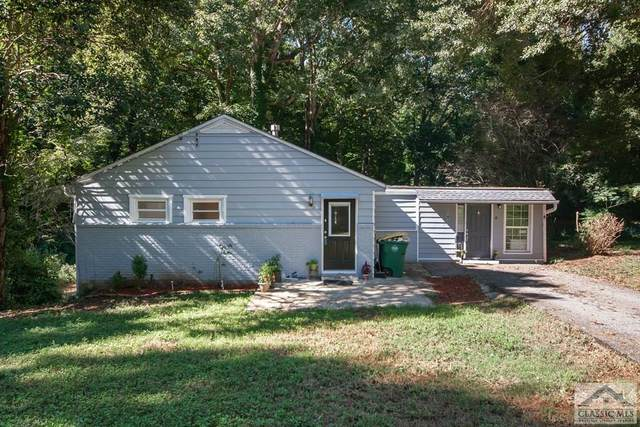 172 Habersham Drive, Athens, GA 30606 (MLS #983794) :: Athens Georgia Homes