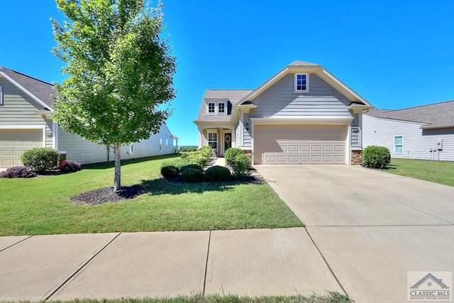 1201 Branch Creek Way, Greensboro, GA 30642 (MLS #983797) :: EXIT Realty Lake Country
