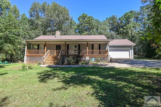 36 Post Oak Circle, Crawford, GA 30630 (MLS #983801) :: EXIT Realty Lake Country