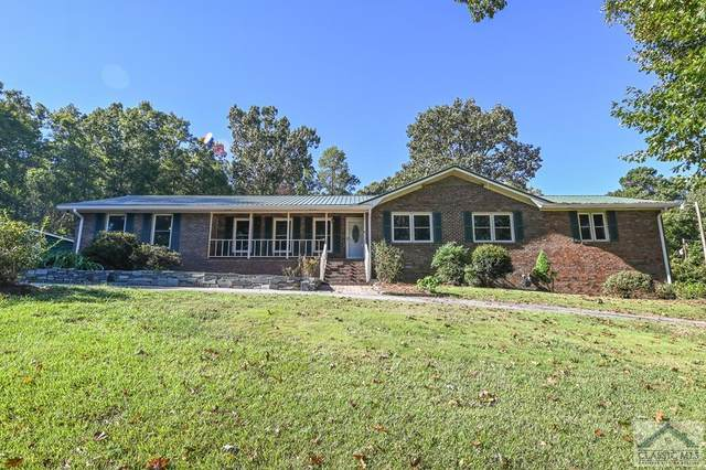61 Bisson Woods Road, Lexington, GA 30648 (MLS #983807) :: Signature Real Estate of Athens