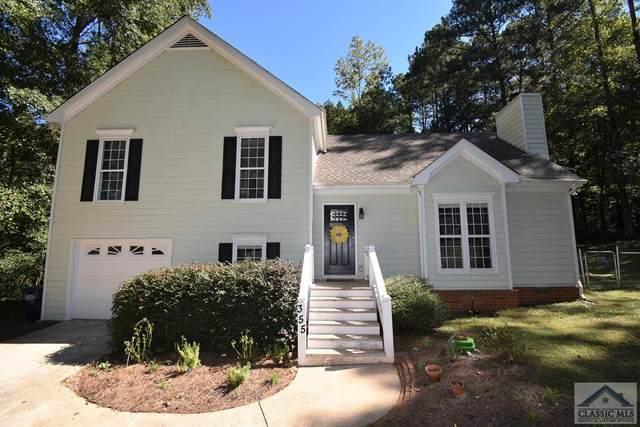 355 Chadds Walk, Athens, GA 30606 (MLS #983810) :: Signature Real Estate of Athens