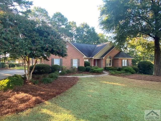 1021 Chris Court, Athens, GA 30606 (MLS #983838) :: Signature Real Estate of Athens