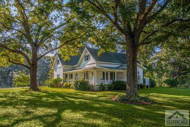 00 Hwy 211Se, Statham, GA 30666 (MLS #983891) :: Signature Real Estate of Athens