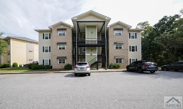 350 Wood Lake Drive #14, Athens, GA 30606 (MLS #983894) :: EXIT Realty Lake Country