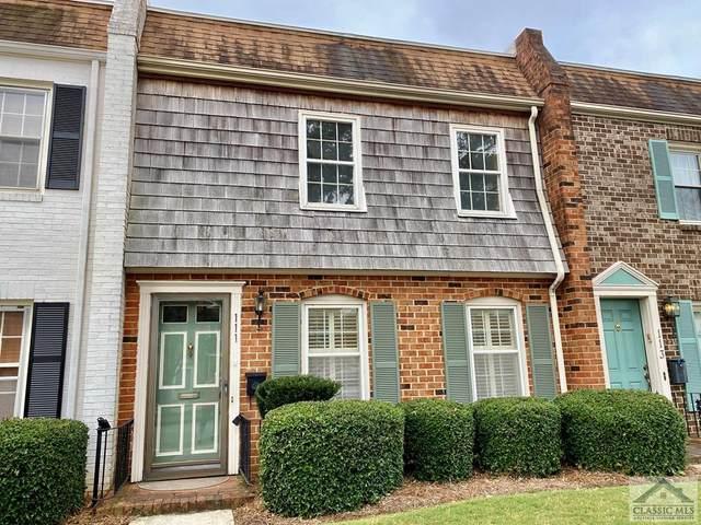 111 Georgetown Drive, Athens, GA 30605 (MLS #983911) :: Signature Real Estate of Athens