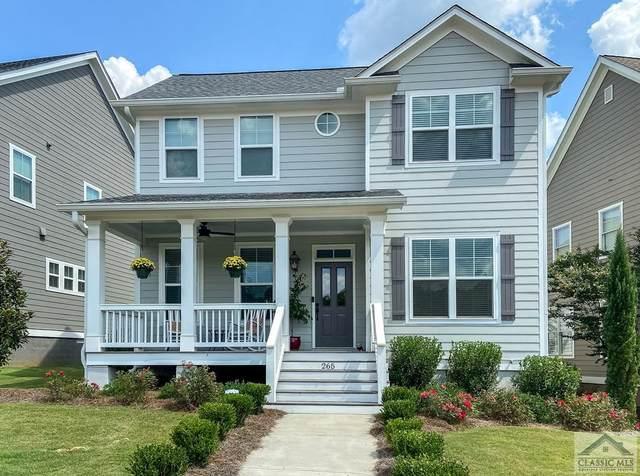 265 Westpark Drive, Athens, GA 30606 (MLS #983975) :: EXIT Realty Lake Country