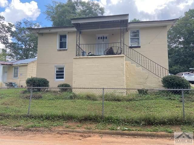 160 Helen Street, Athens, GA 30606 (MLS #983986) :: Signature Real Estate of Athens