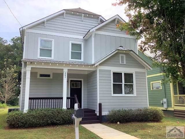 280 Lake Street, Athens, GA 30601 (MLS #983991) :: Signature Real Estate of Athens