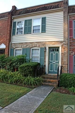 333 Georgetown Drive C-27, Athens, GA 30605 (MLS #983992) :: Signature Real Estate of Athens