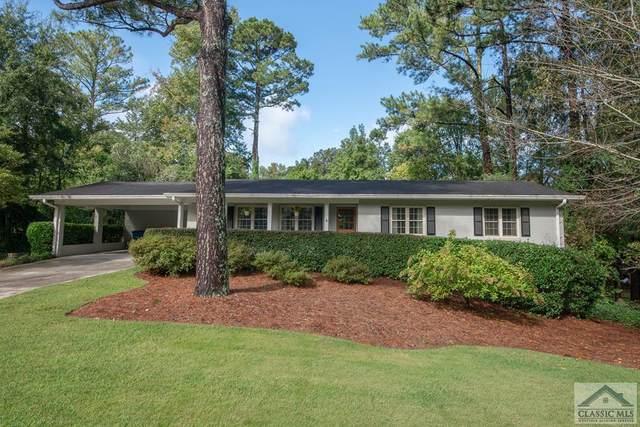 155 Jane Circle, Athens, GA 30606 (MLS #984014) :: Signature Real Estate of Athens
