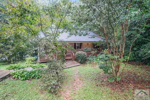 145 Russ Circle, Clarkesville, GA 30523 (MLS #984021) :: Athens Georgia Homes