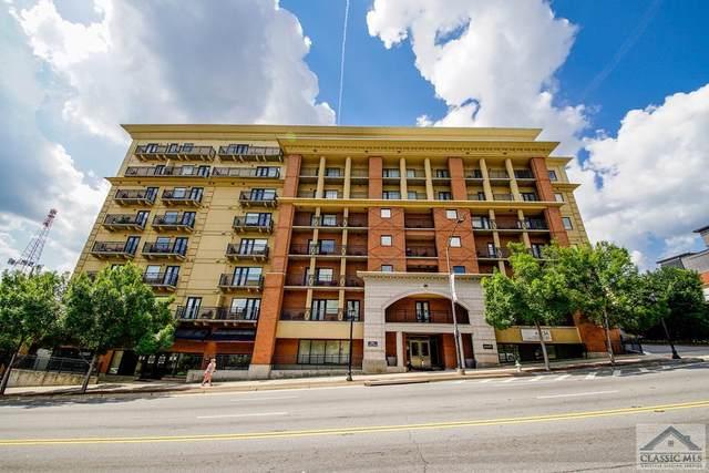 250 Broad Street W #718, Athens, GA 30601 (MLS #984044) :: Signature Real Estate of Athens