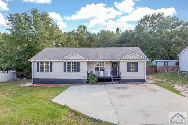 221 Chesterton Drive, Athens, GA 30607 (MLS #984046) :: Signature Real Estate of Athens