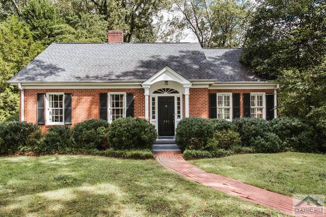 220 Highland Avenue, Athens, GA 30606 (MLS #984051) :: Signature Real Estate of Athens