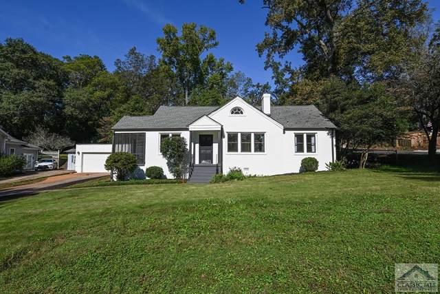 200 Gran Ellen Drive, Athens, GA 30606 (MLS #984053) :: EXIT Realty Lake Country