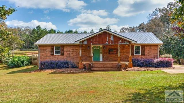 508 Stagecoach Way, Danielsville, GA 30633 (MLS #984066) :: Signature Real Estate of Athens
