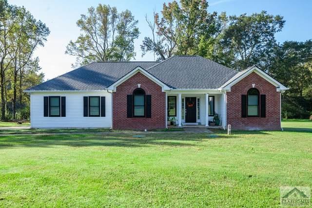 4366 Peckerwood Road, Gillsville, GA 30543 (MLS #984069) :: EXIT Realty Lake Country