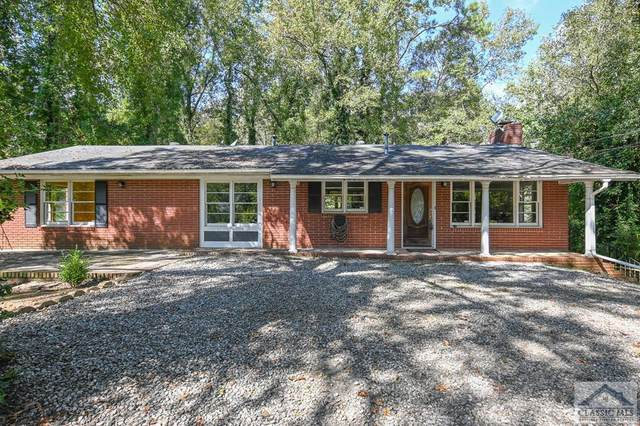 215 Edgewood Drive, Athens, GA 30606 (MLS #984079) :: EXIT Realty Lake Country