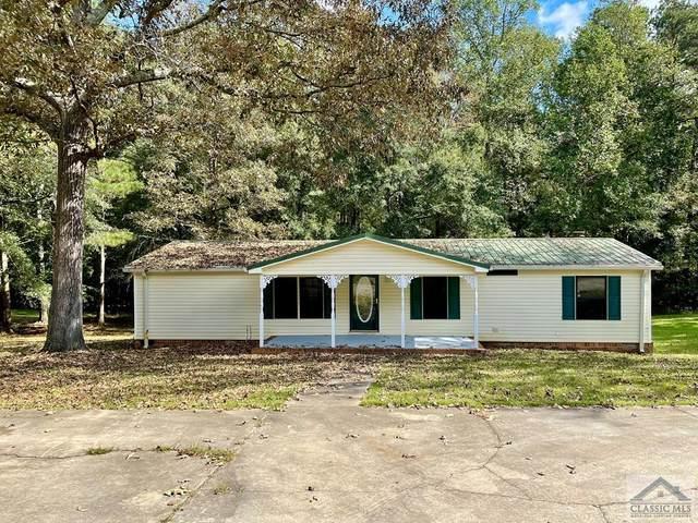134 Acorn Road, Colbert, GA 30628 (MLS #984082) :: Signature Real Estate of Athens