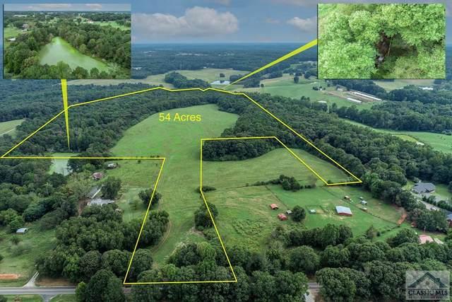 3025 Rogers Mill Road, Danielsville, GA 30633 (MLS #984101) :: Signature Real Estate of Athens