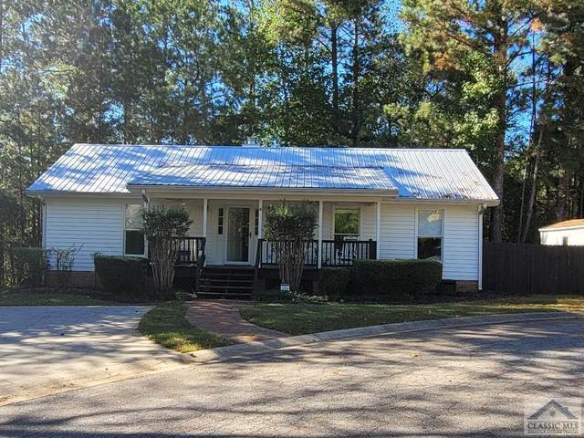 100 Tremont Pkwy #6, Athens, GA 30606 (MLS #984104) :: Signature Real Estate of Athens