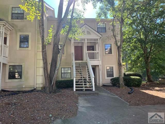 290 Appleby Drive #258, Athens, GA 30605 (MLS #984106) :: Todd Lemoine Team