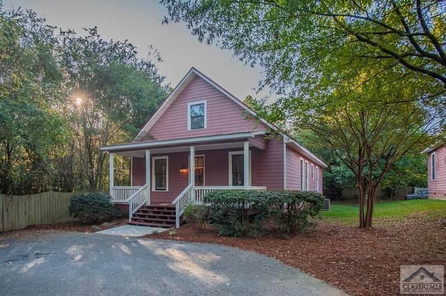 776 Barber Street, Athens, GA 30601 (MLS #984115) :: Signature Real Estate of Athens