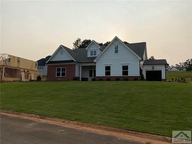 5700 Meadow View Drive, Jefferson, GA 30549 (MLS #984116) :: Athens Georgia Homes