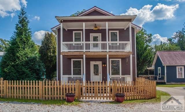 762 Barber Street, Athens, GA 30601 (MLS #984118) :: Signature Real Estate of Athens