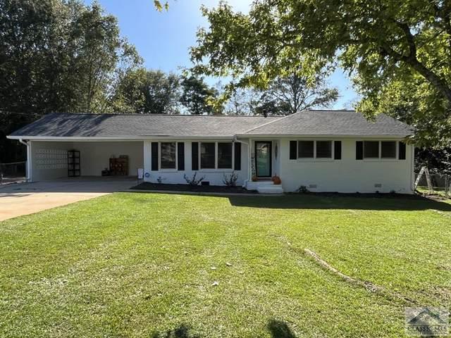 1041 Arrowhead Road, Watkinsville, GA 30677 (MLS #984122) :: Signature Real Estate of Athens