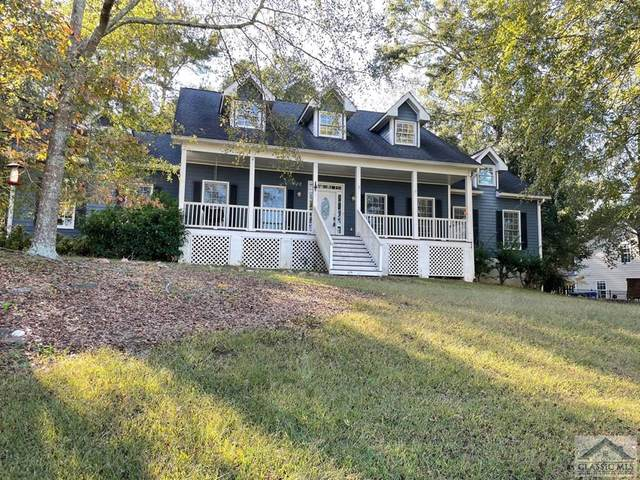 451 Chesterfield Road, Bogart, GA 30622 (MLS #984158) :: EXIT Realty Lake Country