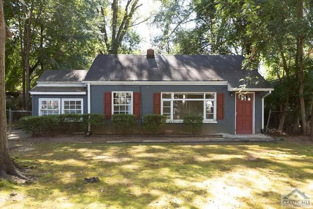 145 Sylvia Circle, Athens, GA 30601 (MLS #984160) :: Todd Lemoine Team