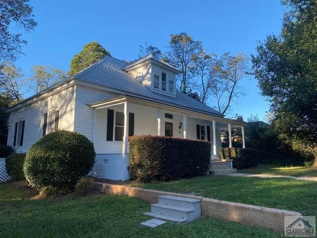 19 Simonton Bridge Road, Watkinsville, GA 30677 (MLS #984169) :: Signature Real Estate of Athens