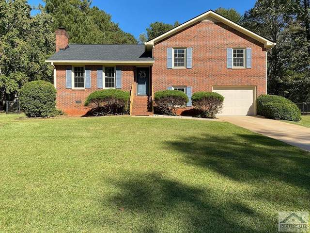 161 Woodberry Drive, Athens, GA 30605 (MLS #984172) :: Signature Real Estate of Athens
