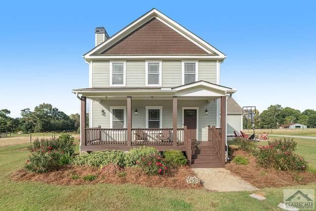 1548 Hebron Church Road, Statham, GA 30666 (MLS #984210) :: Signature Real Estate of Athens