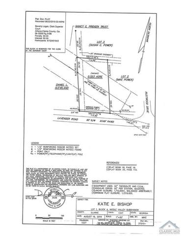 1130 Lavender Road, Athens, GA 30606 (MLS #954141) :: Signature Real Estate of Athens