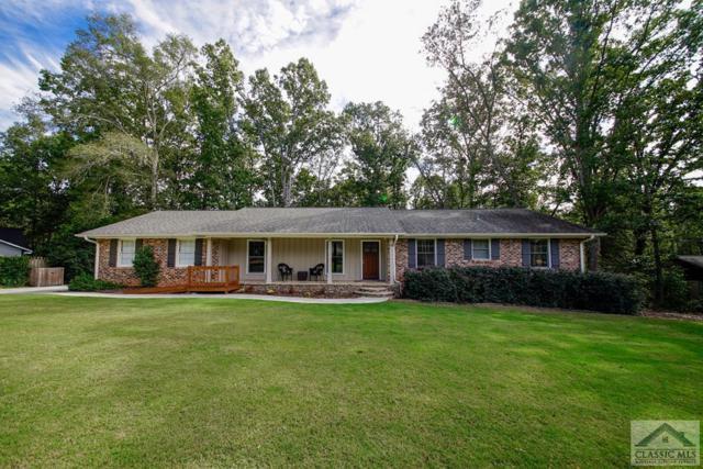 155 Canterbury Drive, Athens, GA 30606 (MLS #965439) :: Team Cozart