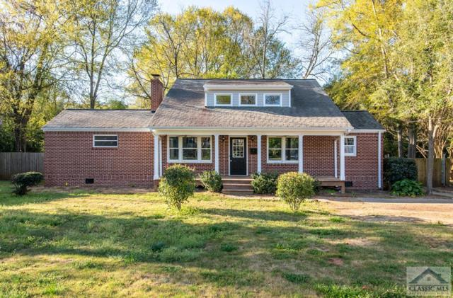 545 Oglethorpe Ave, Athens, GA 30606 (MLS #968241) :: Athens Georgia Homes