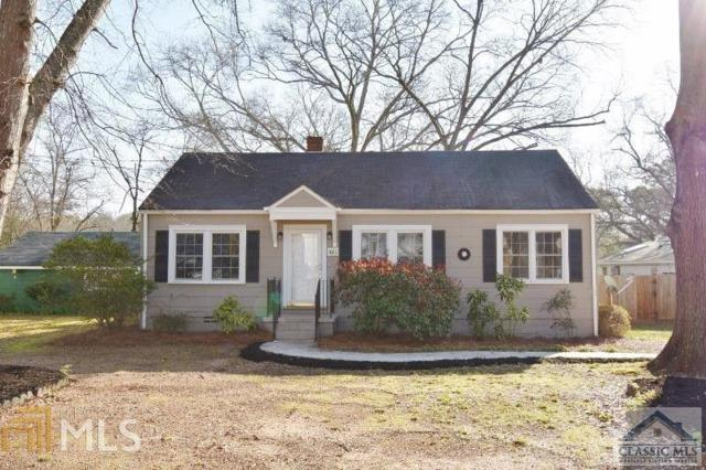 380 Best Drive, Athens, GA 30606 (MLS #969188) :: Team Cozart