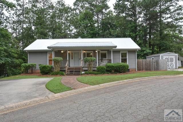 100 Tremont Pkwy #6, Athens, GA 30606 (MLS #970635) :: Signature Real Estate of Athens