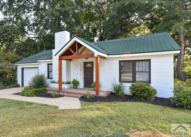 190 Best Drive, Athens, GA 30606 (MLS #971310) :: Todd Lemoine Team
