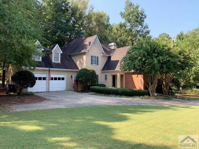 195 Greystone Terrace, Athens, GA 30606 (MLS #971338) :: Todd Lemoine Team