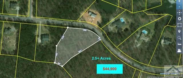 0 Spratlin Mill Drive, Hull, GA 30646 (MLS #971359) :: Signature Real Estate of Athens