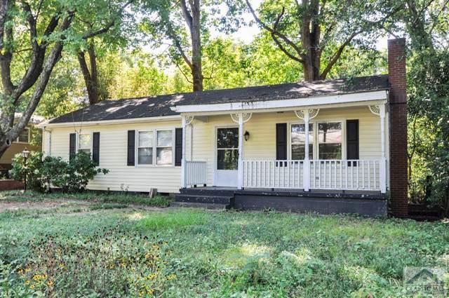 55 Jefferson Circle, Athens, GA 30606 (MLS #971449) :: Athens Georgia Homes